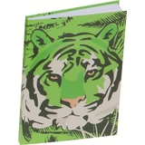 "PAGNA Notizbuch, motiv ""Jungle Life"", din A5, 96 Blatt"