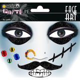 "HERMA face Art sticker Gesichter ""Pirat"""