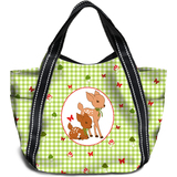 "HERMA shopping Bag ""Mini Shopper"", Motiv: Rehkitz"