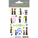 "HERMA oster-sticker TREND ""Hasenparty"""