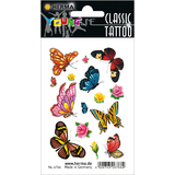 "HERMA classic Tattoo ""Colour Schmetterlinge"""