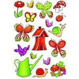 "HERMA sticker DECOR ""Garten"""