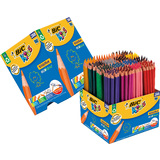 BIC kids Buntstifte evolution ecolutions, 288er Kartonbox