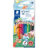 STAEDTLER buntstift Noris Club, 12er Kartonetui