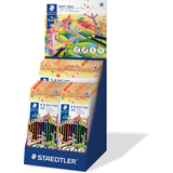 STAEDTLER buntstift Noris colour WOPEX, Theken-Display