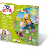 "FIMO kids Modellier-Set form & play ""Fairy Bug"", level 3"