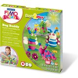 "FIMO kids Modellier-Set form & play ""Bug Budy"", level 3"