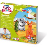 "FIMO kids Modellier-Set form & play ""Outback"", level 3"