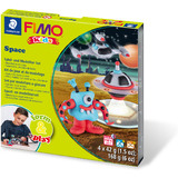 "FIMO kids Modellier-Set form & play ""Space Monster"", level 2"