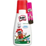 Pritt bastelkleber + gratis Neon-Klebestift, 12er Display
