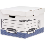 Fellowes bankers BOX system Archiv-Klappdeckelbox Kubus