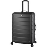 JSA Reisetrolley-Set, 3er Set, aus ABS, anthrazit