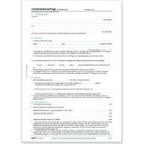 RNK Verlag Testament Brief Letzter Wille DIN A4 Vollmacht für den Todesfall