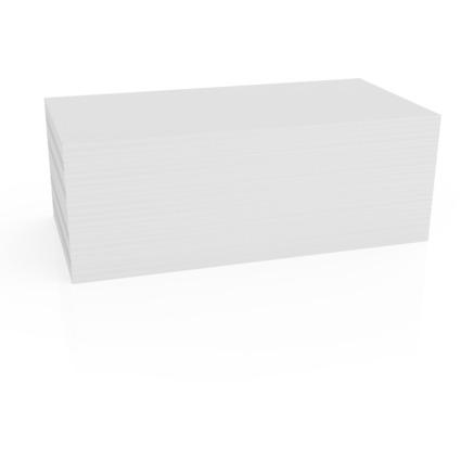 magnetoplan Moderationskarten rechteckig, 200 x 100 mm