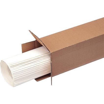 magnetoplan Pinnwand Papier, 1.100 x 1.400 mm, weiß