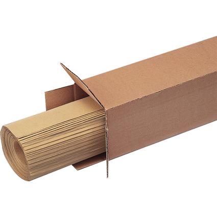 magnetoplan Pinnwand Papier, 1.100 x 1.400 mm, braun
