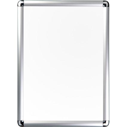 magnetoplan Plakatrahmen SP, DIN A3, silber eloxiert
