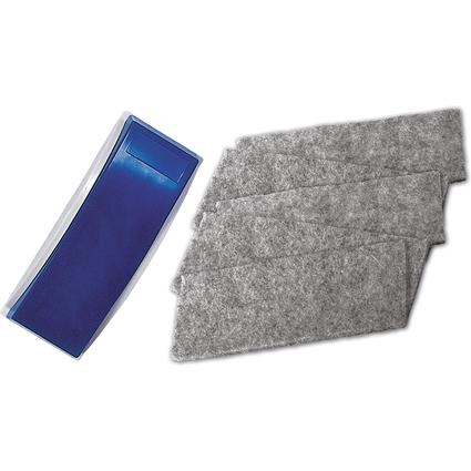 magnetoplan Magnetischer Tafellöscher, blau