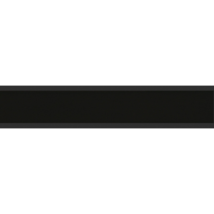 magnetoplan magnetoflex U-Profile, 50 x 10 mm, schwarz