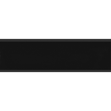 magnetoplan magnetoflex U-Profile, 50 x 15 mm, schwarz