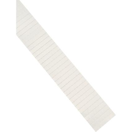 magnetoplan ferrocard Etiketten, 50 x 15 mm, weiß