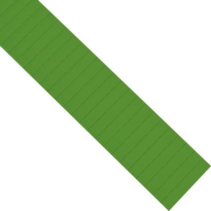 magnetoplan ferrocard Etiketten, 60 x 15 mm, grün