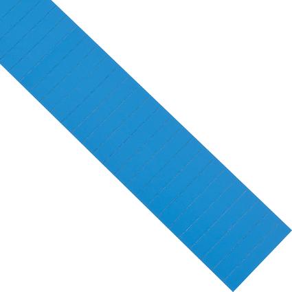 magnetoplan ferrocard Etiketten, 28 x 22 mm, blau
