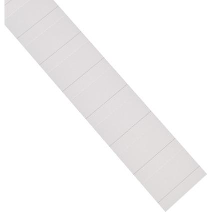 magnetoplan Einsteckkarten für Stecktafel, 60 mm, weiß
