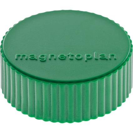 "magnetoplan Discofix Rundmagnet ""magnum"", grün"