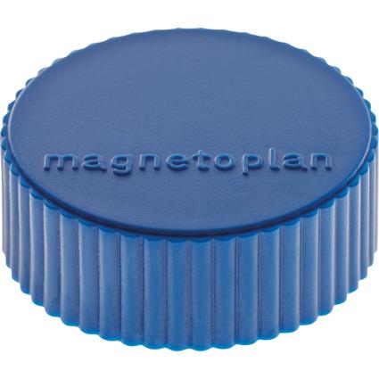 """magnetoplan Discofix Rundmagnet """"magnum"""", schwarz"""