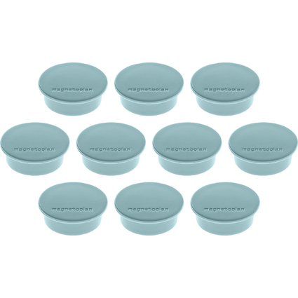 "magnetoplan Discofix Rundmagnet ""color"", blau"