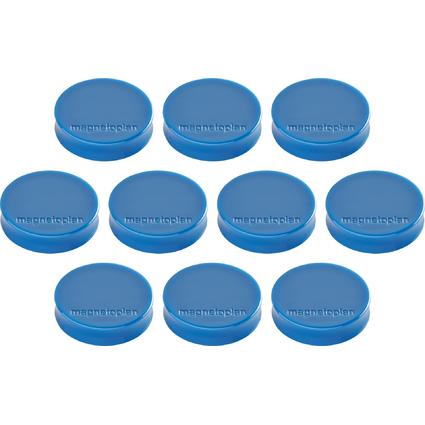 """magnetoplan Ergo-Magnete """"Medium"""", dunkelblau"""