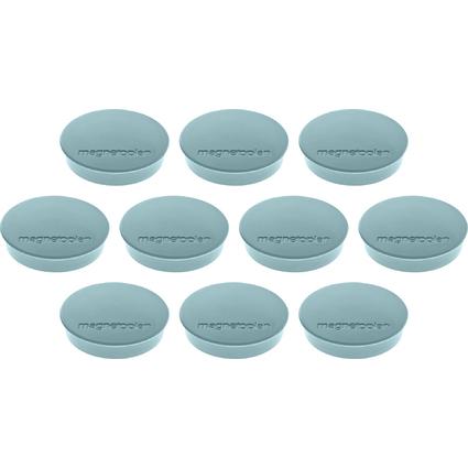 "magnetoplan Discofix Rundmagnet ""standard"", blau"