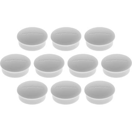 """magnetoplan Discofix Rundmagnet """"mini"""", grau"""