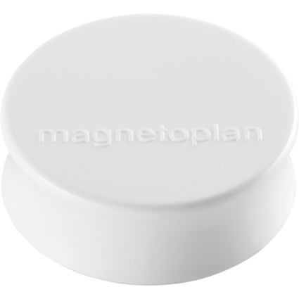 "magnetoplan Ergo-Magnete ""Large"", weiss"