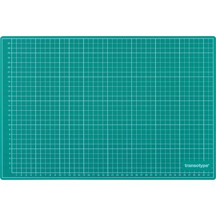 transotype Schneidematte, (B)600 x (T)450 x (H)3 mm