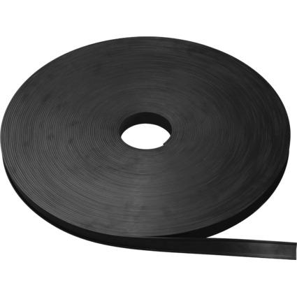 magnetoplan Magnetisches C-Profil, 50 m x 25 mm x 1 mm