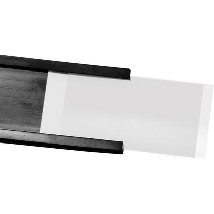 magnetoplan Folie und Etiketten für C-Profil 25 mm