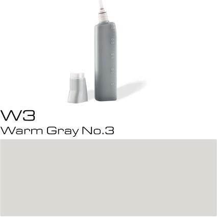 COPIC Nachfülltank für COPIC Marker, warm gray W-3