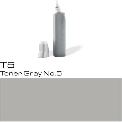COPIC Nachfülltank für COPIC Marker, toner gray T-5