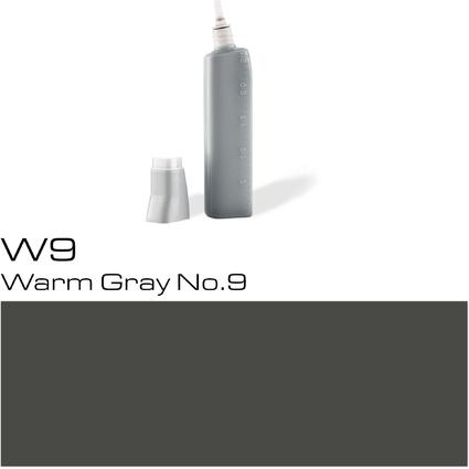 COPIC Nachfülltank für COPIC Marker, warm gray  W-9