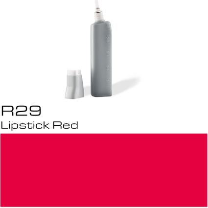 COPIC Nachfülltank für COPIC Marker, lipstick-red R-29