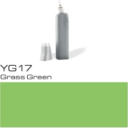 COPIC Nachfülltank für COPIC Marker, forest green G-17
