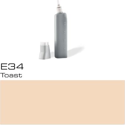 COPIC Nachfülltank für COPIC Marker, orientale E-34
