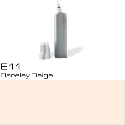 COPIC Nachfülltank für COPIC Marker, barely beige E-11