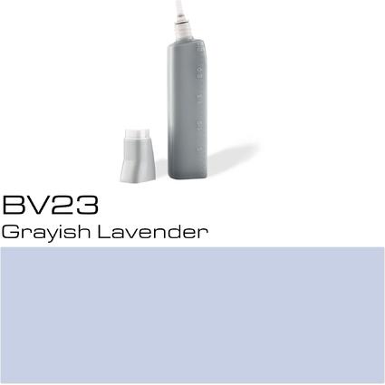 COPIC Nachfülltank für COPIC Marker, greyish lavender BV-23