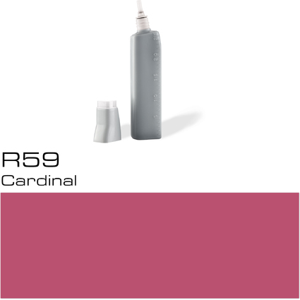 COPIC Nachfülltank für COPIC Marker, Cardinal, R-59