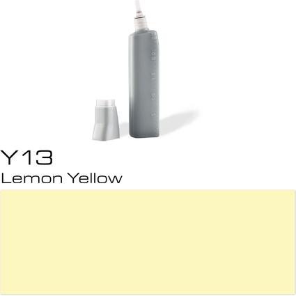 COPIC Nachfülltank für COPIC Marker, lemon yellow Y-13