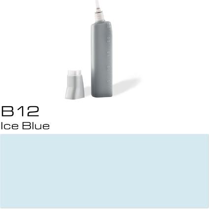 COPIC Nachfülltank für COPIC Marker, ice blue B-12