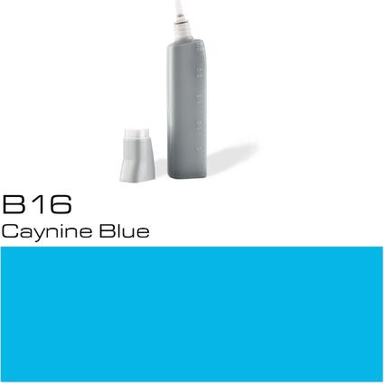COPIC Nachfülltank für COPIC Marker, cyanine blue B-16